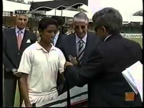 Shyam Bhatia Cricket for Care Sri Lanka Presentation ceremony