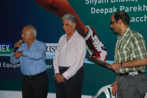 Badminton Tournament in memory of Gautam Thakkar