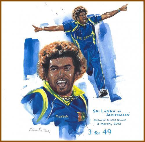 Lasith Malinga (Sri Lanka)